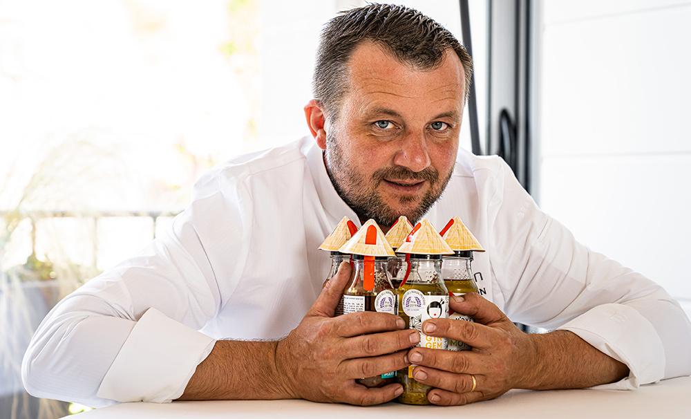 Mickaël Marion, Restaurant Intuition