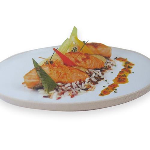 Snacks de Saumon - Sauces N'oye