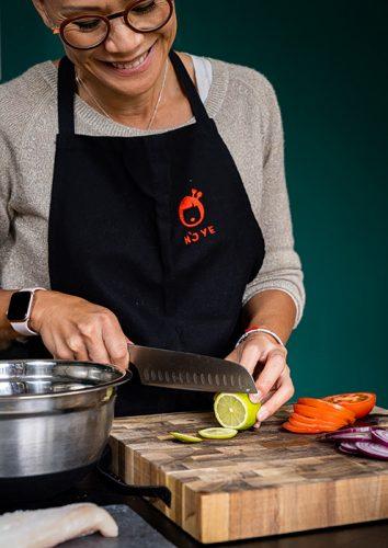 Julie Boucey Cuisine pour les sauces N'oye