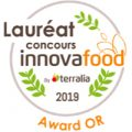 Lauréat concours innovafood 2019 Or pour N'oye