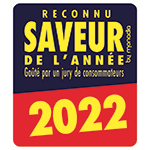 Vignette N'oye, Saveur de l'année 2022