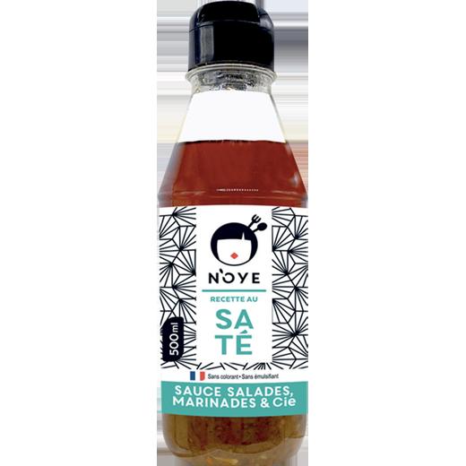 Bouteille sauce N'oye Saté - 50cL